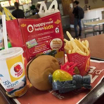 McDonald's bị kiện vì quảng cáo trái luật ở Québec