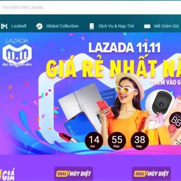 Các kênh bán hàng VN ăn theo 'ngày độc thân' 11/11