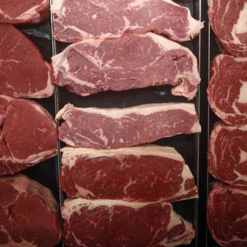 Bớt ăn thịt đỏ để chống biến đổi khí hậu