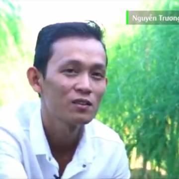 [Video]: 9X trồng măng tây thu 3 triệu đồng mỗi ngày