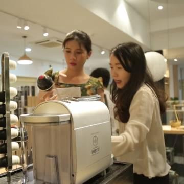 Trung Nguyên Legend ra mắt cà phê viên nén