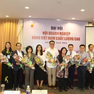 Nhiều gương mặt trẻ tham gia Ban chấp hành Hội DN HVNCLC nhiệm kỳ mới