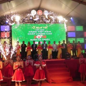 Khai mạc Hội chợ HVNCLC Buôn Ma Thuột 2018: Thỏa thích mua sắm mùa cuối năm