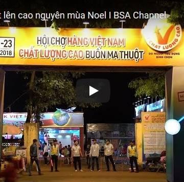 [Video] Hàng Việt lên cao nguyên mùa Noel