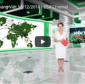 [Video] Niềm tin hàng Việt 17/12/2018