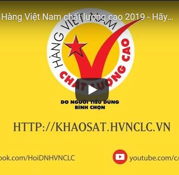 [Video] Khảo sát HVNCLC 2019 – hãy thể hiện tiếng nói của bạn