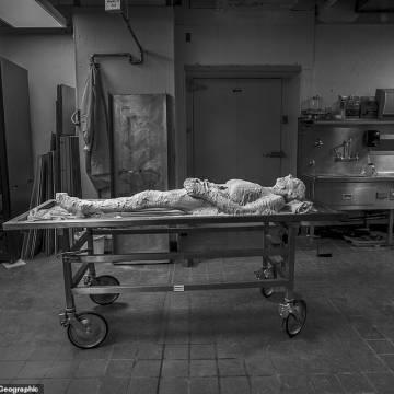 Hiến xác cho khoa học để làm 'xác chết số'