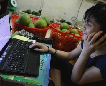98% người dùng Internet tại Việt Nam từng mua sắm trực truyến