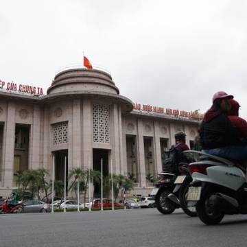Bắt đầu chấm điểm các ngân hàng thương mại Việt Nam