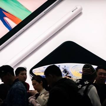 Hàng loạt nhà cung ứng cho Apple 'điêu đứng' vì doanh số iPhone