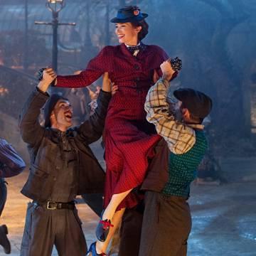 'Mary Poppins Returns' và những điều kỳ diệu năm mới