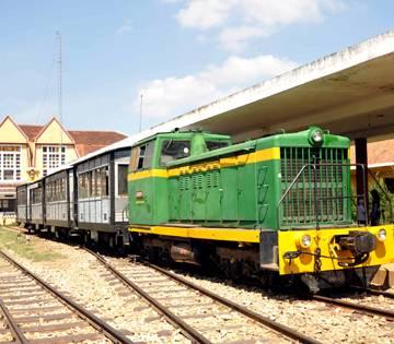 Dự án hơn 10.000 tỷ đồng khôi phục tuyến đường sắt Đà Lạt – Phan Rang