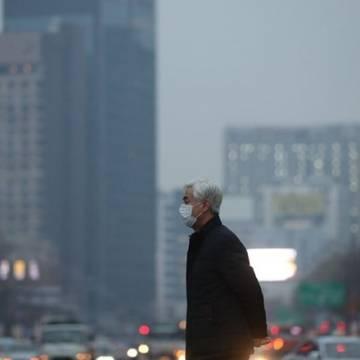 Hàn Quốc và Trung Quốc lập hệ thống cảnh báo sớm bụi mịn gây ô nhiễm