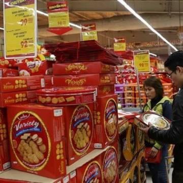 Hàng Việt Nam 'lép vế' trong hệ thống bán lẻ nước ngoài