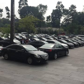 Bộ trưởng đi xe dưới 1,1 tỷ, chủ tịch tỉnh đi xe dưới 920 triệu