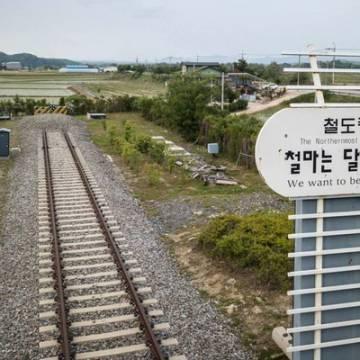 Giấc mơ đường sắt nối bán đảo Triều Tiên với toàn châu Á