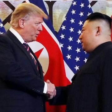 Nhà Trắng tuyên bố ông Trump và ông Kim sẽ ký thỏa thuận tại thượng đỉnh Hà Nội