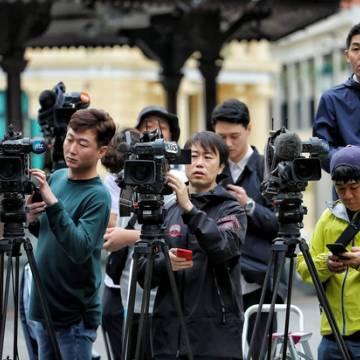 2.600 phóng viên nước ngoài đăng ký đưa tin sự kiện Mỹ-Triều