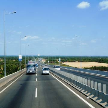 Công ty quản lý cao tốc không phải là toà án