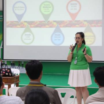 Gần 30 chủ dự án khởi nghiệp tập huấn tại Thái Lan