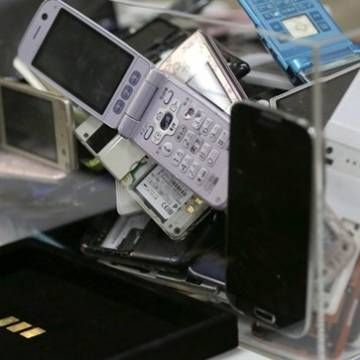 Tokyo làm huy chương Olympic 2020 từ điện thoại thông minh bỏ đi
