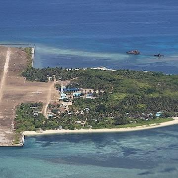 Philippines nói gì về tin Trung Quốc vây đảo Thị Tứ?
