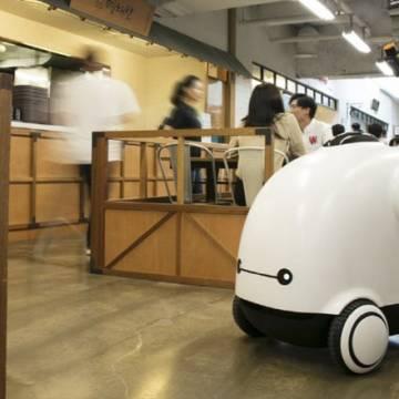 App giao thực phẩm lớn nhất Hàn Quốc sắp tung robot giao hàng