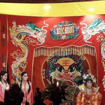 Đi coi hát bội ở đình thần Phú Nhuận