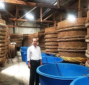 Hiệp hội Nước mắm Phan Thiết không đồng ý dự thảo về quy phạm thực hành sản xuất nước mắm