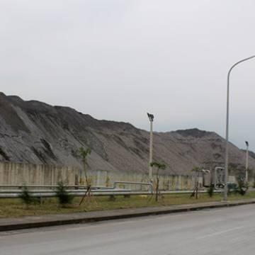 Formosa Hà Tĩnh sử dụng xỉ thép làm công trình không phép