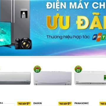 FPT Shop cùng Nguyễn Kim thử nghiệm bán hàng điện máy