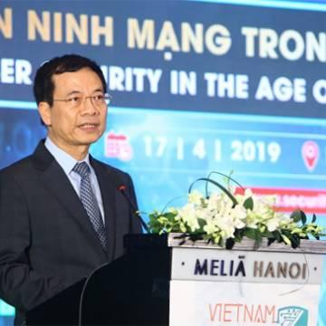 'Việt Nam có thể thành cường quốc an ninh mạng'