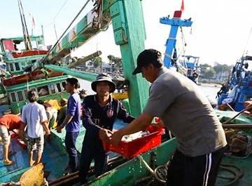 Khắc phục thẻ vàng IUU: ngăn tàu cá khai thác bất hợp pháp