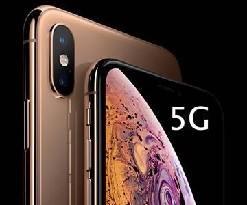 iPhone 2020 sẽ dùng chip 5G của Qualcomm