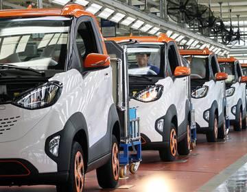 Trung Quốc đối diện nguy cơ vỡ 'bong bóng' ô tô điện
