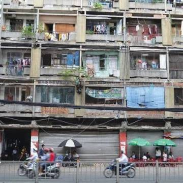 TP.HCM tính cải tạo 108 chung cư cũ trong năm nay