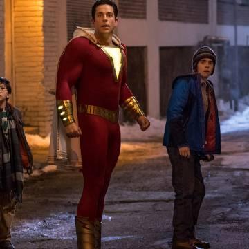 Shazam! – khi đứa trẻ làm siêu anh hùng