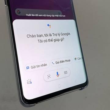 Trợ lý ảo Google Assistant đã có hỗ trợ tiếng Việt