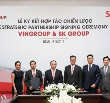 Tập đoàn Hàn Quốc đầu tư 1 tỷ USD mua cổ phiếu Vingroup