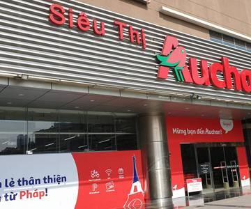 Auchan – 'Walmart của nước Pháp' chật vật tìm hướng đi