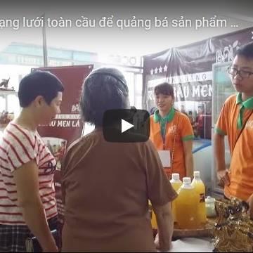 [Video] Kết nối mạng lưới toàn cầu để quảng bá sản phẩm OCOP