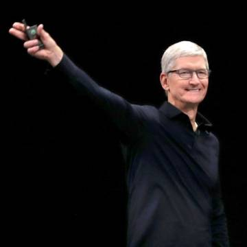 Apple mua startup xe tự lái Drive.ai