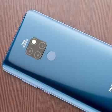 Huawei xem xét lại mục tiêu thành 'nhà sản xuất smartphone số 1 thế giới'