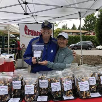 [Video] Đi chợ nông sản Portland ở Oregon, Mỹ