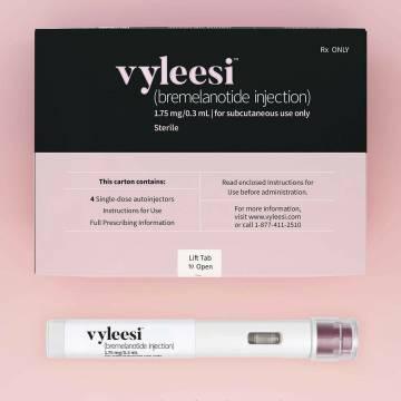 Vyleesi: 'Viagra' mới dành cho nữ giới giảm ham muốn tình dục