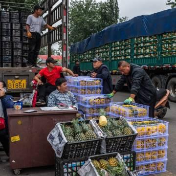Bây giờ, người Trung Quốc phải đối mặt với lạm phát giá thực phẩm