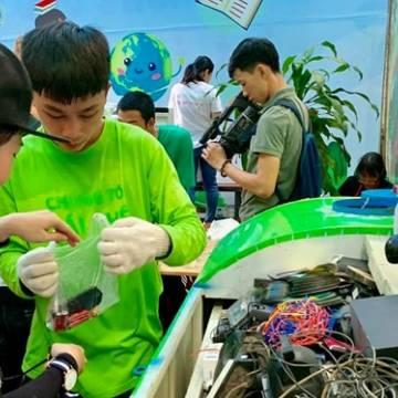 [Cần biết] 10 điểm thu gom rác điện tử tại TP.HCM và Hà Nội
