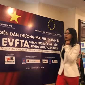 'Thách thức xuất xứ' từ EVFTA