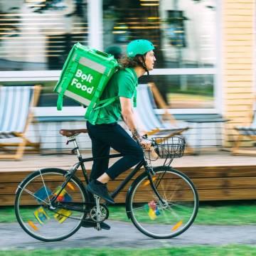 Bolt ra mắt dịch vụ giao đồ ăn, bắt đầu với Estonia