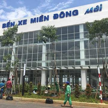 TP.HCM: Bến xe miền Đông mới tiếp tục 'lỡ hẹn'